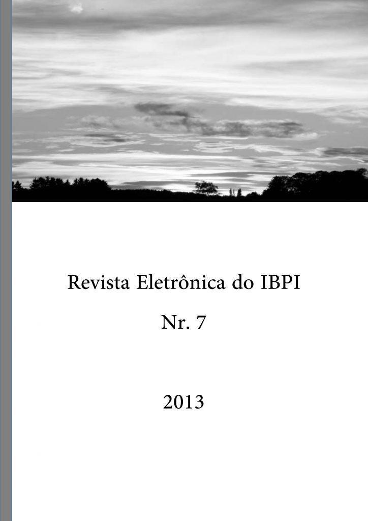 Revista Eletrônica do IBPI